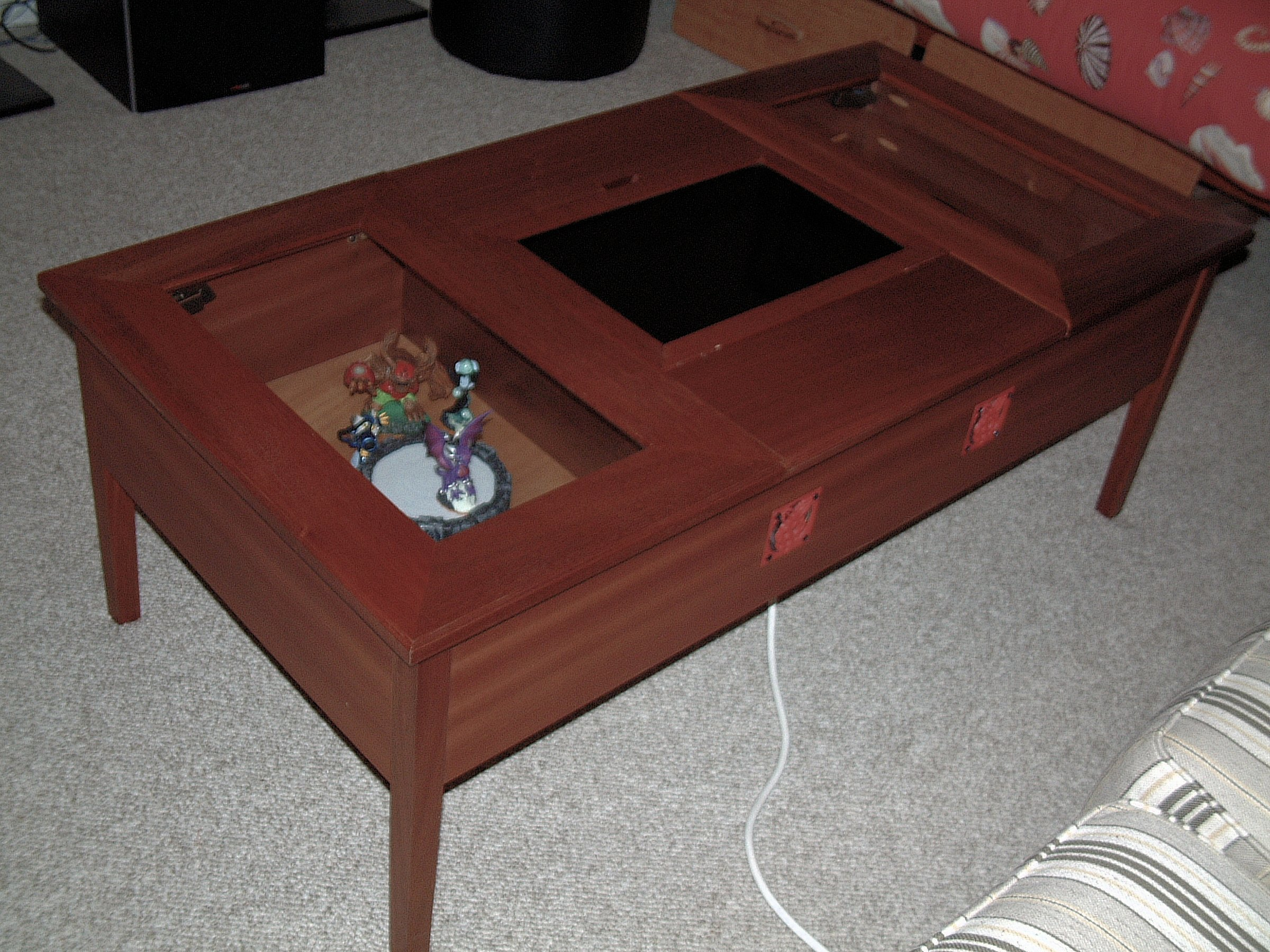 Raspberry Pi Table