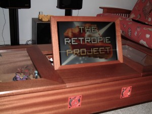 Raspberry Pi Coffee Table